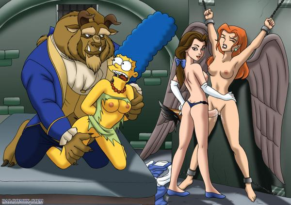 Disney Sex Videos Free. A few Beauty and the Beast are just too sex-starved ...